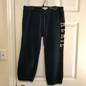 Cropped Sweat Pant